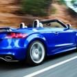 """TT-RS – galingiausias """"Audi"""" kupė"""