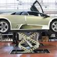 """Lamborghini"" stabdo gamybą"