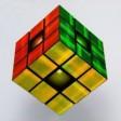 Sukurtas elektroninis rubiko kubikas