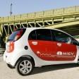 """Elektrinis """"Mitsubishi"""" prototipas – pakeliui į Lietuvą"""