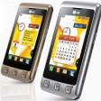 Telefonas LG KP500 su lietimui jautriu ekranu siūlo mėgautis pažangiomis technologijomis
