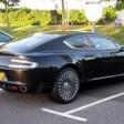 """Aston Martin Rapide"" nebenori slėptis"