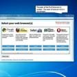 """""""Microsoft"""" jau siūlo pasirinkti interneto naršyklę"""