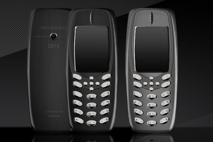 Nokia 3310's new launch spawns steel rival at $Three,000